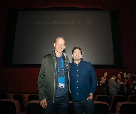 Cinema Student Jon Ayon wins Grand Prize at the Coppola Director's Short Film Competition