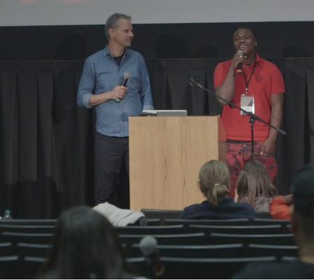 Hoodie selected for IF/Then Pitch Competition at Big Sky Documentary Film Festival