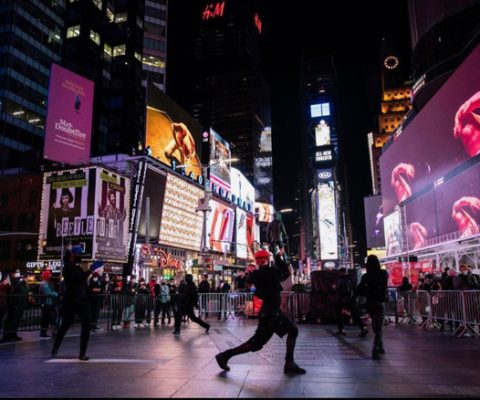 Get Your 10s Footage Captured at Times Square